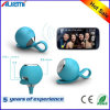 Haut-parleur portatif imperméable à l'eau de Bluetooth pour l'usage extérieur et de course