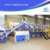 Película agrícola del precio competitivo que recicla la máquina
