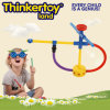 Brinquedo educacional interno do helicóptero do jogo de tabela