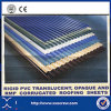 Machine ondulée rigide de feuille de toiture de PVC