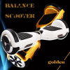 Factory Wholesale 6.5 Inch 2 Wheel Electric Scooter Electric Skateboard Hover Board Motor Scooterwith Bluetooth and LED Light