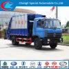 De Vuilnisauto van Compactor van Dongfeng 4X2