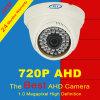 Appareil-photo d'infrarouge de dôme d'Ahd de degré de sécurité de télévision en circuit fermé de l'enveloppe en plastique 720p petit