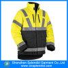 Фабрика куртки визави оптовой отражательной дневной безопасности одежды высокая