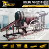 Impianto di lavorazione dell'oro del minerale metallifero della macchina d'estrazione dell'oro mobile all'ingrosso del crivello a tamburo