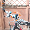 1200lumen Waterproof Highlight DEL Bicycle Light (personnalisable)