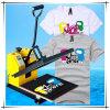 Papel de transferencia de la impresión de la camiseta del tamaño de la alta calidad A4 (GSB-HTP-02)