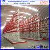Alta calidad con CE Certificado de acero Q235 Estanterías cantilever