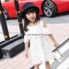 Платье девушок цветка высокого качества выдалбливает вне износ детей