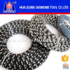 11.5mm Diamond Wire Saw Cutting Steel