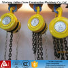 Hsz Model Manual azionamento catena Hoist (blocco chain)