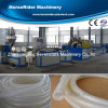 플라스틱 PVC 섬유 직물에 의하여 강화되는 호스 관 밀어남 Prodution 기계