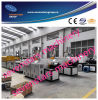 Window와 Door를 위한 PVC Profile Making Machine