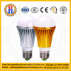 LED Candlelight/LED3with5With7W/Incandescentランプ、円形ヘッド