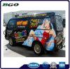 Impresión auta-adhesivo Materialsl (papel de la película plástica de vinilo del PVC del relase de 100mic 140g)
