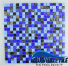 piscina Scuro-blu Mosaic Tile (BGC005) di 15X15mm Hot Melt Glass