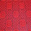 Tela elástica de nylon química do laço do Crochet do algodão 2016 novo