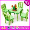 Brinquedo de madeira para miúdos, mini mobília do enigma 3D de DIY do enigma 3D de madeira para as crianças W03b042