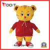 Tigre de jouet de peluche bourré par position de dessin animé d'enfants d'enfants à vendre