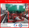 De Separator van het Kaliber van het Stroomschema van de Mijnbouw van het tin