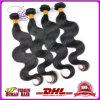 自然なColor Virgin Peruvianかインド人またはMalaysianまたはブラジルのHuman Hair Bundles