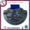 RibbonのEventsのためのカスタマイズされたNon Enamel Race Awards Sport Winner Medal