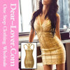 2016 сексуальных платьев повязки коктеила Glod