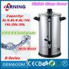 15L/20L/30L de handKetel van het Water van de Boiler van het Water met de Dekking van het Glas