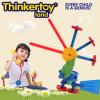 Kids Construction ToysのためのプラスチックDIY Bird Educational Toys