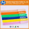 Cinta plástica útil de nylon do Macio-Gancho & do Velcro do laço