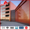 panneau Acm de bâtiment de décoration de mur rideau de 6mm ACP