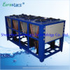 Desfile Compressor Air Cooled Water Chiller para Fan Coil Unit