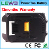 Makita nachfüllbare Leistung-Hilfsmittel-backupbatterie Bl1845