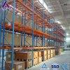 Racking elevado do armazenamento do metal da capacidade de carga para o armazém