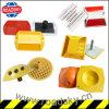 отметки ABS 3m стержень дороги двойной бортовой отражательной желтой пластичный