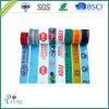 Productos adhesivos de la cinta del embalaje de la impresión BOPP del OEM con diverso color