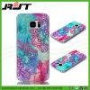 Caja del teléfono celular de la impresión en color para el borde de Samsung S7 (RJT-0283)