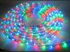 세륨을%s 가진 옥외 빛을%s 재충전용 RGB LED 밧줄 빛