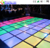 Tapa 2016 que vende la visualización portable delgada estupenda de la patente LED Dance Floor