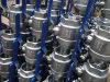 robinet à tournant sphérique de 2PC Ss304/316 avec 1000wog