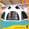Шатер купола футбола AOQI загерметизированный Inflatables