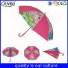 Guarda-chuva reto de 19 do guarda-chuva encantador Multi-Colour dos miúdos da polegada crianças