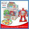 キャンデーが付いている新しいデザイン子供のFaviateのロボット水ゲームのおもちゃ