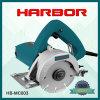 Hb-Mc003 le Tableau en pierre de vente chaud de découpage du port 2016 a vu les machines-outils chinoises de machine