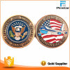 Освободите монетку сувенира США золота Antique металла эмали конструкции коммеморативную