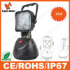 Navulbare Battery Operated 15W LED Work Light voor Outside