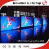 Exhibición de LED de interior de alta resolución del alquiler de P3 SMD