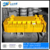 De elektrische Opheffende Magneten voor Staal rolt Rechthoekige Vorm MW19-56072L/1