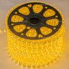 高圧LEDロープライト3年の保証