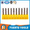 3 Flöte-Hartmetall-raues Enden-Tausendstel für das Aluminiumaufbereiten